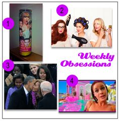 "Week 82: Taylor Swift Ex-Boyfriends Prayer Candle, The Beauty Department, The Obama Girls, ""Barbie Girl"" – Aqua"