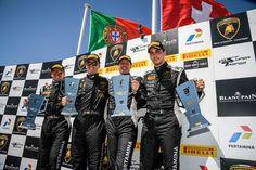 Lamborghini Trofeo 2016: Veloso Motorsport regressa aos pódios em Paul Ricard