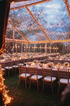 photo: SMS Photography; Gorgeous wedding reception;