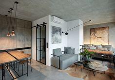 Image result for industrial interior modern