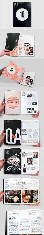maga Editorial Design Layouts, Magazine Layout Design, Graphic Design Layouts, Magazine Layouts, Design Posters, Corporate Identity Design, Branding Design, Identity Branding, Corporate Brochure