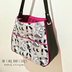 Ethel Handbag by Swoon. Made in Australia by The Girl With Curls.