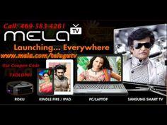 Mela IPTV Video AD for Live Telugu TV channels