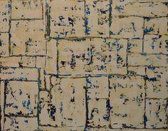 "ANCIENT PATHWAY by Joy Pesaturo | $250 | 24""w x 18""h | Original Art | http://www.vangoart.co/buy/art/ancient-pathway @VangoArt"