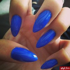 love this color blue