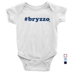 Baby - Bryzzo - Kris Bryant - Anthony Rizzo