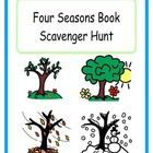 Four different scavenger hunt games to match each season. Great to keep young children engaged during whole group reading activities. The Picture...