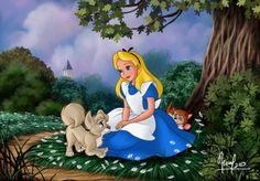 Alice (150 pieces)