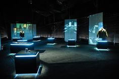 Welcome to Diesel World Exhibition by Nicola Formichetti, Shanghai – China Museum Exhibition Design, Exhibition Display, Exhibition Space, Design Museum, Art Museum, Trade Show Design, Display Design, Digital Retail, Museum Displays