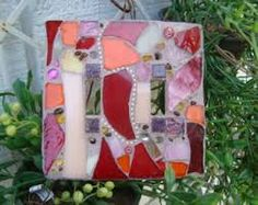 mosaic light switch plates - Recherche Google