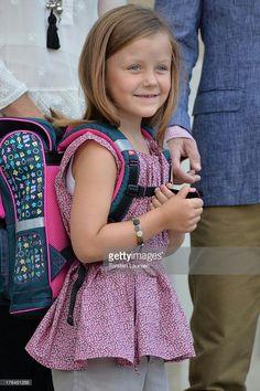 Five year old princess Sarah