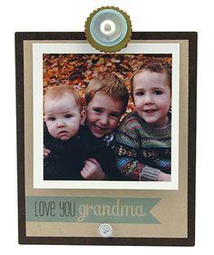 Love You Grandma Insta Clip Frame | Personalized Frame, Instagram Frame…