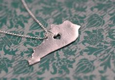 Items similar to i heart Kentucky Necklace - Silver Kentucky State Necklace Custom State KY Heart Necklace KY Necklace Personalized State Heart Necklace on Etsy State Necklace, Go Big Blue, My Old Kentucky Home, Kentucky Wildcats, Girls Best Friend, Silver Necklaces, My Heart, At Least, My Favorite Things