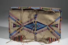 SHOSHONI beaded bag 1901