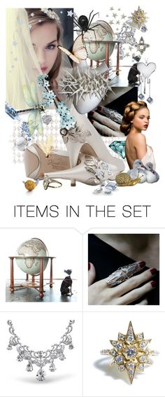 """Diamond"" by prettyroses ❤ liked on Polyvore featuring art"