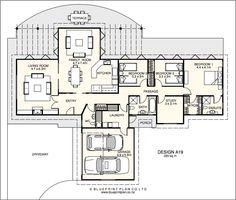 Architecture kerala 3 bhk single floor kerala house plan - T shaped house plans ...