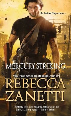 Reviews by Tammy and Kim: Release Reviews: Mercury Striking: Rebecca Zanetti
