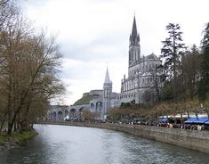 I am obsessed of going to the magic waters of Lourdes, France.
