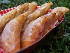 Small Fried Apple Pies | The Domestically Impaired Guide to the Retro Kitchen Arts
