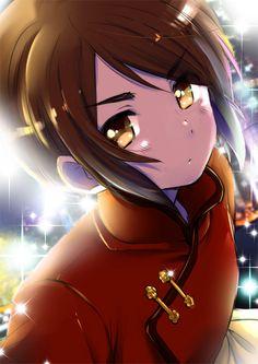Tags: Anime, Axis Powers: Hetalia, Hong Kong, Sparkles, Asian Countries, Romion