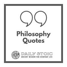 Philosophy Quotes, Wisdom Quotes, Calm, Life, Memento Mori, Life Wisdom Quotes