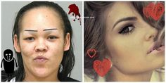 Girl! Did Freddy Krueger do your brows? (And, perfect Valentine's Day brows.) #brows #powerbrows #Valentines #Jason #FreddyKrueger #browsphilly #eyebrowphilly