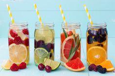 Viel trinken ist gerade bei sommerlichen Temperaturen enorm wichtig. Was passt da besser als ein erfrischendes Sommer-Getränk, um die eigene Betriebstemperatur wieder abzusenken?