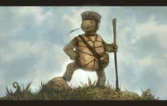 Astonishing Illustrations by Danil Shunkov