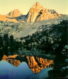 John Muir Trail Part II: Forester Pass to Rae Lakes