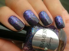 Shimmer Polish Gerry The Obsessed