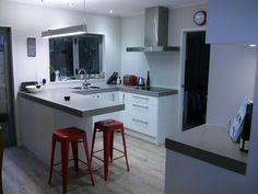 Fireman's kitchen