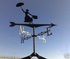 Mary Poppins weathervane weather vane