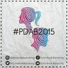 Yuk, ikutan pemilihan DUTA ANAK BANDUNG 2015! Buat kamu yang masih SMP di Bandung, ini kesempatan emas loh untuk menjadi Duta Anak Bandung 2015!  Untuk info lebih lanjut, tunggu besok kehadiran kami di Car Free Day Bandung ya!