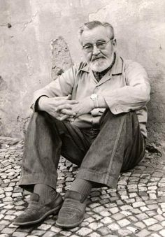 Jan Werich(1905-1980), one of the best Czechoslovak film and theater actors in history.