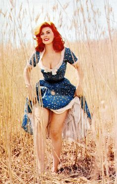 Tina Louise in Playboy, 1959
