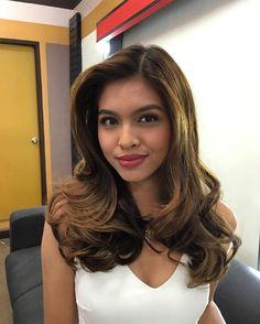 Maine Mendoza, Filipina Beauty, Film Festival, My Photos, Singer, Actresses, Eat Bulaga, Long Hair Styles, Instagram Posts