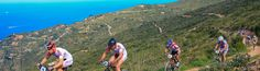 Argentario in Tuscany by bicycle