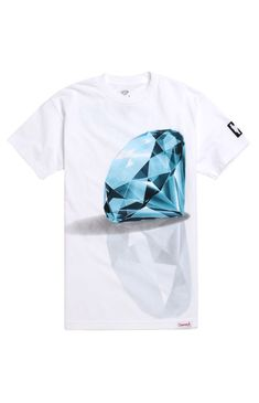 Diamond Supply Co Diamond X Frank Tee Pacsun