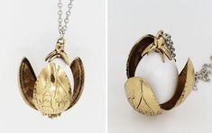 Enchanting Magical Harry Potter-Themed Jewelry
