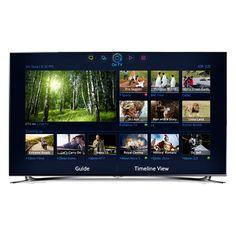 "60"" LED 1080p 3D Smart TV - 1200Hz - Quad Core Processor | Samsung UN60F8000BF  - Price: $2,599.99.  (Buy 5 for Guest Bedrooms)"