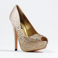 benjamin adams salvador-champagne champagne  Wedding Shoes