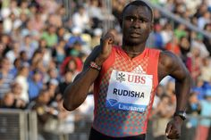 King Rudisha ready to roar at Prefontaine Classic