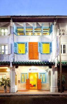 Matchbox The Concept Hostel, Singapore - A boutique hostel