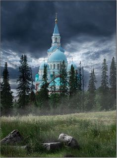 Valaam Monastery, Lake Ladoga, Russia ( Valamon Luostari, Laatokka ) take me here Places To Travel, Places To See, Places Around The World, Around The Worlds, Beautiful World, Beautiful Places, Russian Architecture, Amazing Architecture, Old Churches