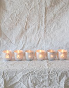 Sweetheart Table Candle Holder DIY