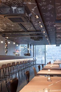 Restaurant in Gent waar Herman heen gaat als hij zich eenzaam voelt