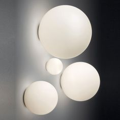 Dioscuri Indoor/Outdoor Wall Sconce & Artemide Wall Sconce | YLighting