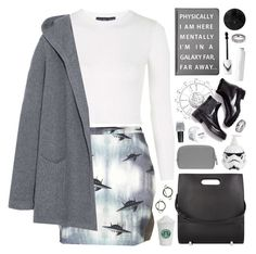 """""""in a galaxy far, far away"""" by jesuisunlapin ❤ liked on Polyvore featuring Forever 21, Topshop, NYX, Alexander Wang, Chinti and Parker, Stefanie Sheehan Jewelry, Anya Hindmarch, OPI, croptop and ankleboots"""