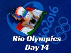 Highlights from the fourteenth day of competition at the Rio Games.