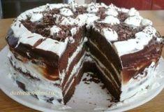 Шоколадно-творожный торт — нежный и ароматный